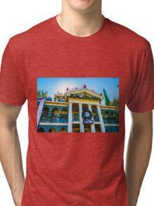 haunted holidays Tri-blend T-Shirt