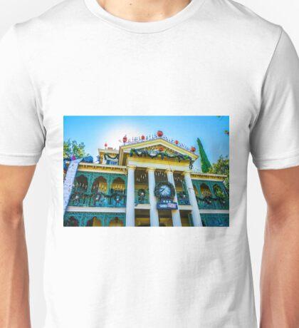 haunted holidays Unisex T-Shirt