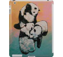 Panda Street Fight iPad Case/Skin