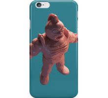3d muscle man iPhone Case/Skin