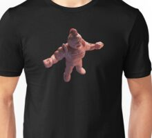 3d muscle man Unisex T-Shirt