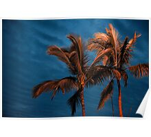 Hawaii Islands & Huna Inspired Photographs. Poster