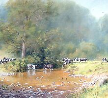 The Crossing, Cumbria by JoeHush