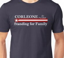 Corleone for President Unisex T-Shirt