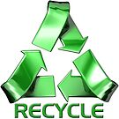 3d Recycle Design by bmgdesigns