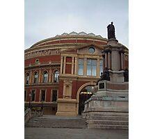 The Royal Albert Hall Photographic Print