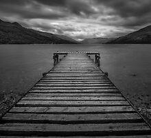 Loch Earn by KitDowney