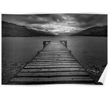 Loch Earn Poster