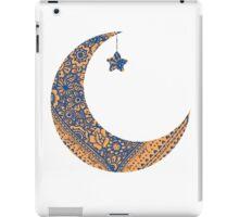 Moon and star iPad Case/Skin