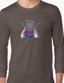 Bisexual Bee Long Sleeve T-Shirt