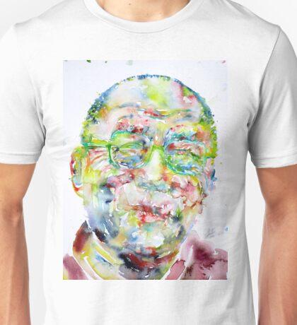 14th DALAI LAMA - watercolor portrait Unisex T-Shirt