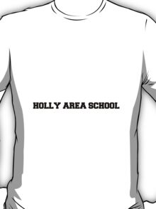 HOLLY AREA SCHOOL T-Shirt