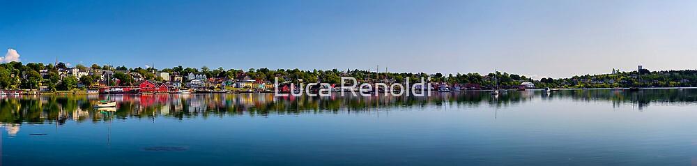 Lunenburg Bay  by Luca Renoldi