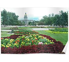Colorado Capital Poster