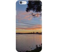 Forster winter sunset iPhone Case/Skin