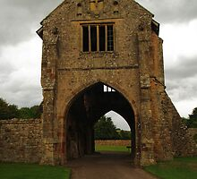 Gatehouse by WatscapePhoto