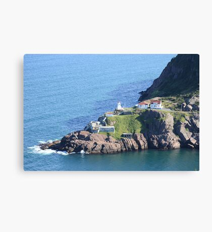 Fort Amherst Canvas Print