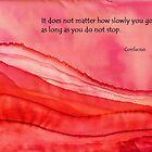Keep On Going by Caroline  Lembke