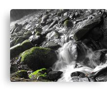 Lumsdale valley Canvas Print