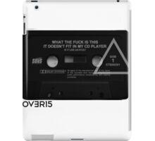 OVERFIFTEEN TAPE iPad Case/Skin