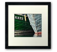 Kate Framed Print