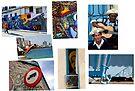 A Cuban Collage by David Carton