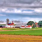 Wisconsin Farm by ECH52