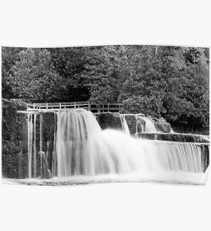 Sauble Falls Poster