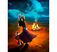 Dance Like a Dervish II Photographic Print