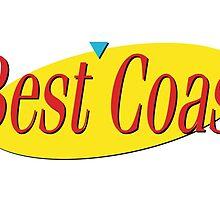 Seinfeld Best Coast by zubatGolbat
