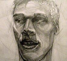 portrait by Natasa Ristic