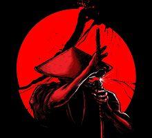 Samurai Slice by Lou Patrick Mackay