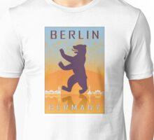 Berlin vintage poster Unisex T-Shirt