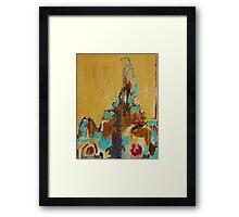 Russet Hill Framed Print