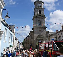Penryn Fair Day by AndyReeve