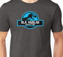 Isla Nublar Research Team Unisex T-Shirt