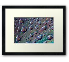 """""""Abstract"""" Framed Print"""