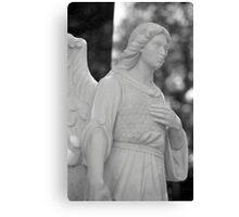Angelic Strength Canvas Print