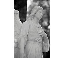 Angelic Strength Photographic Print