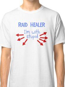 Raid Healer Classic T-Shirt