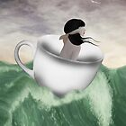 Storm In A Teacup by Tanya  Mayers