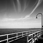 Port Melbourne 2 by Malcolm Garth