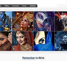 Colorful Portraits - 2 September 2010 by The RedBubble Homepage