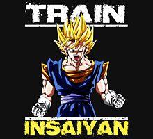 Train insaiyan Songoku (Black Version) T-Shirt