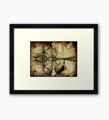 Spirit Of The Water Framed Print