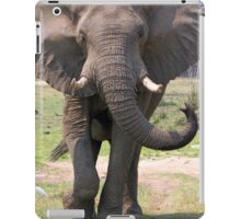 Get Out of My Way iPad Case/Skin