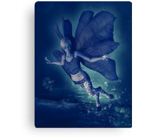 Forest Fae Canvas Print
