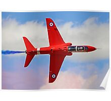 The Red Arrows RIAT 2015 - 9 Poster