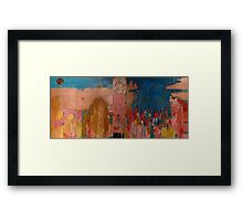 kool aid Framed Print