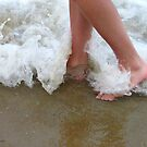 Beach Walk by Jennie L. Richards